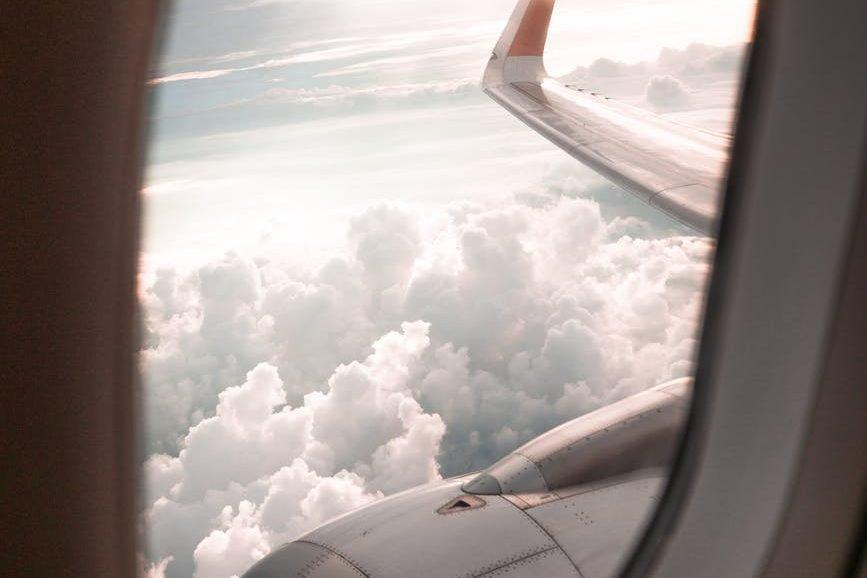 Air travel, Car travel, ... Zoom meetings...
