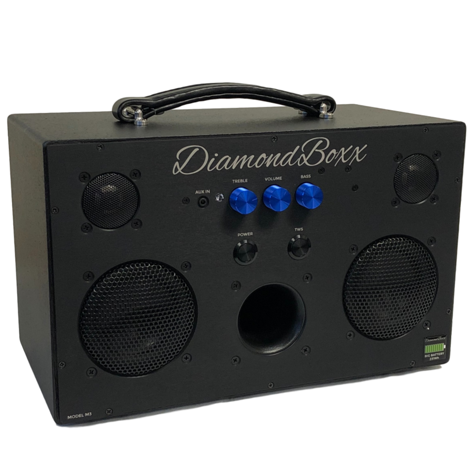 Diamondboxx is the best dinner party DJ
