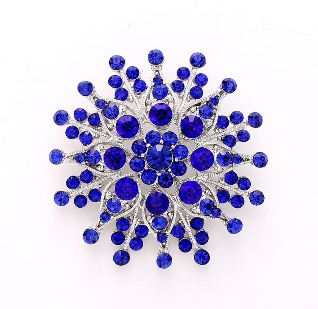 Engagement Party brooch