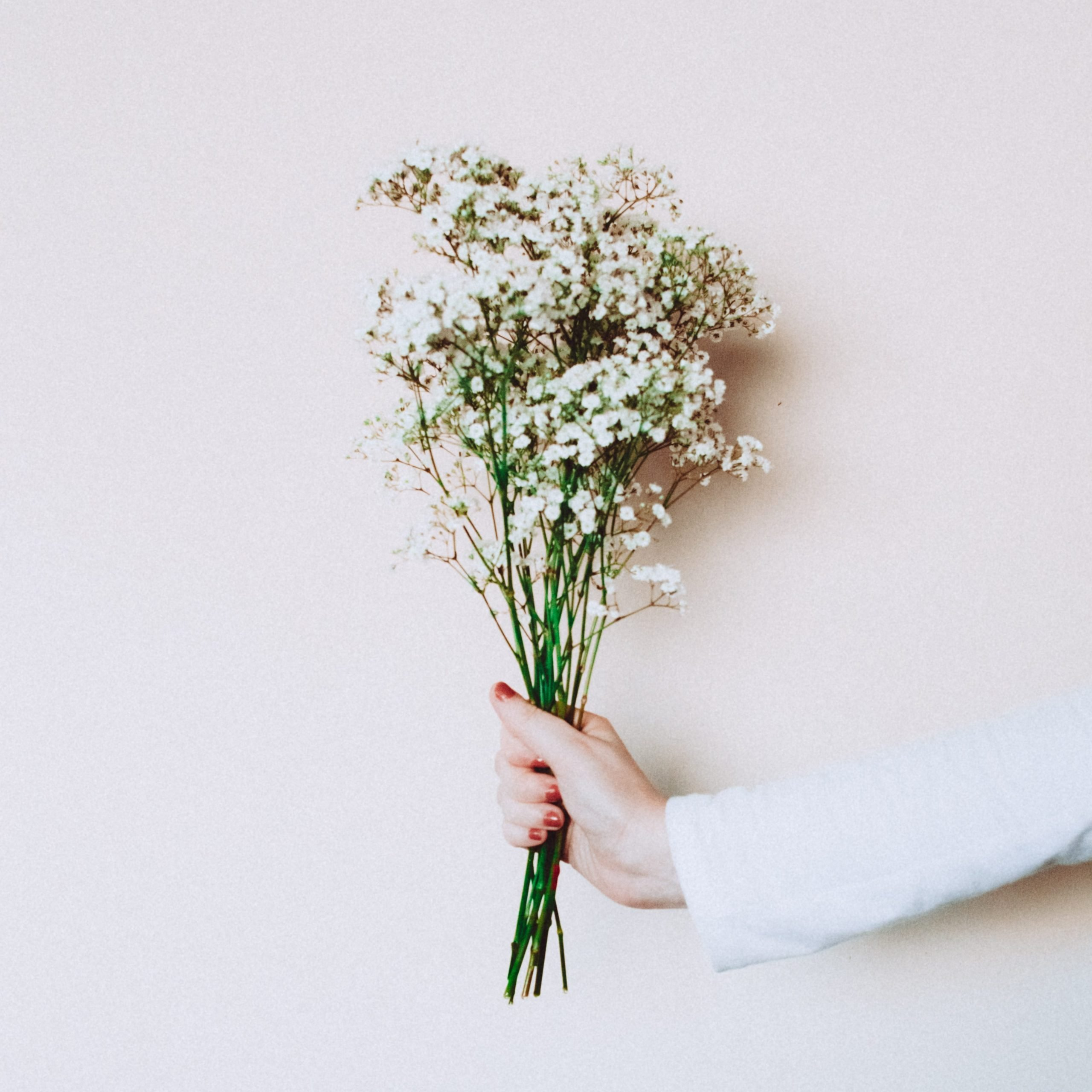 Engaged bouquet